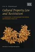 Cover Cultural Property Law and Restitution