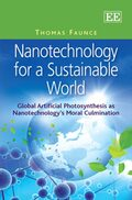 Cover Nanotechnology for a Sustainable World