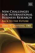 New Challenges for International Business Research