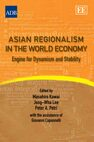 Cover Asian Regionalism in the World Economy