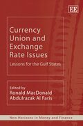 Cover Currency Union and Exchange Rate Issues
