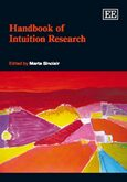 Cover Handbook of Intuition Research