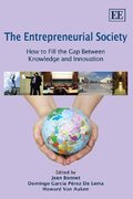 Cover The Entrepreneurial Society