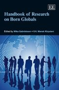 Cover Handbook of Research on Born Globals