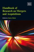 Cover Handbook of Research on Mergers and Acquisitions