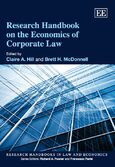 Research Handbook on the Economics of Corporate Law