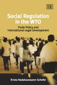 Cover Social Regulation in the WTO