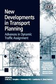 Cover New Developments in Transport Planning