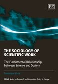 Cover The Sociology of Scientific Work