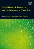 Handbook of Research on Environmental Taxation