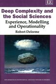 Cover Deep Complexity and the Social Sciences