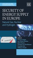 Cover Security of Energy Supply in Europe