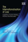 Cover The Internationalisation of Law