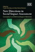 Cover New Directions in Social Impact Assessment