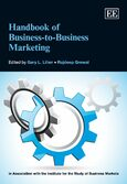 Cover Handbook of Research in International Marketing