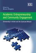 Cover Academic Entrepreneurship and Community Engagement