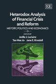 Cover Heterodox Analysis of Financial Crisis and Reform