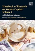 Cover Handbook of Research on Venture Capital: Volume 2