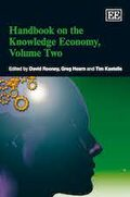 Cover Handbook on the Knowledge Economy, Volume Two