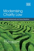 Cover Modernising Charity Law