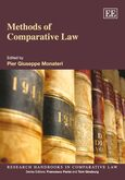 Cover Methods of Comparative Law