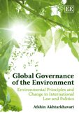 Cover Global Governance of the Environment
