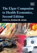 Cover The Elgar Companion to Health Economics, Second Edition