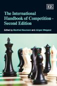 Cover The International Handbook of Competition – Second Edition