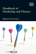 Cover Handbook of Marketing and Finance