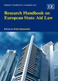 Cover Research Handbook on European State Aid Law