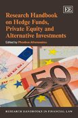 Cover Research Handbook on Hedge Funds, Private Equity and Alternative Investments