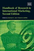 Cover Handbook of Research in International Marketing, Second Edition