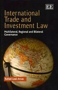 Cover International Trade and Investment Law