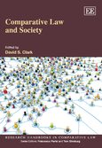 Cover Comparative Law and Society