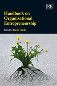 Cover Handbook on Organisational Entrepreneurship