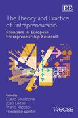Cover The Theory and Practice of Entrepreneurship