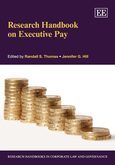 Research Handbook on Executive Pay