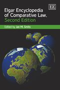 Cover Elgar Encyclopedia of Comparative Law, Second Edition