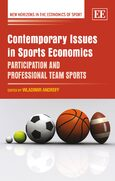 Cover Contemporary Issues in Sports Economics