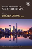 Cover Research Handbook on Asian Financial Law