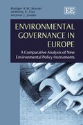 Cover Environmental Governance in Europe