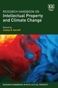 Cover Research Handbook on Intellectual Property and Climate Change