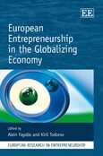 Cover European Entrepreneurship in the Globalizing Economy
