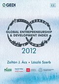 Cover Global Entrepreneurship and Development Index 2012