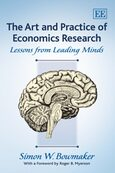 Cover The Art and Practice of Economics Research