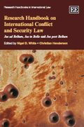 Cover Research Handbook on International Conflict and Security Law