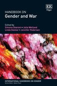 Cover Handbook on Gender and War
