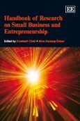 Cover Handbook of Research on Small Business and Entrepreneurship