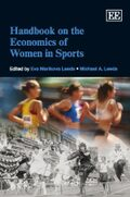 Cover Handbook on the Economics of Women in Sports