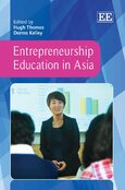Cover Entrepreneurship Education in Asia